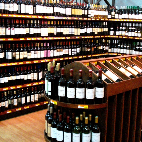 wine section 2